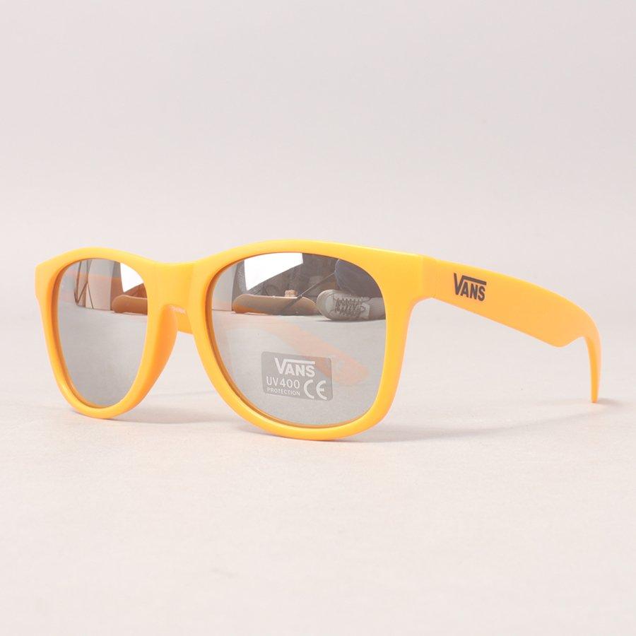 Vans Spicoli Sunglasses - Yellow