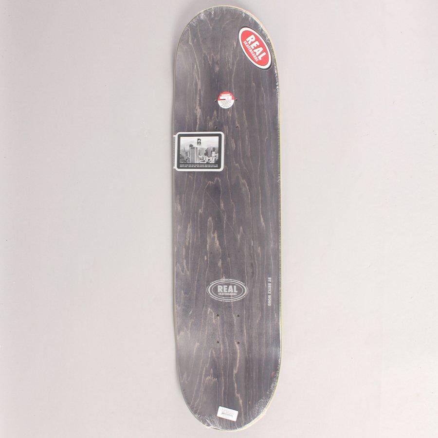 """Real Mason Wong Guest Skateboard Deck - 8,38"""""""