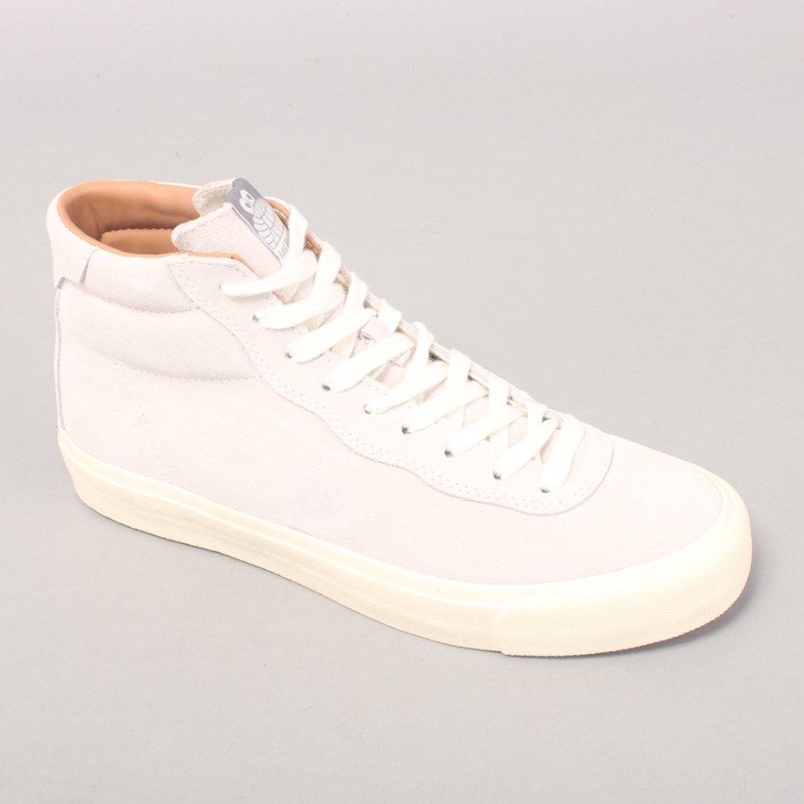 Last Resort AB VM001 High - White/White Suede-EU 43
