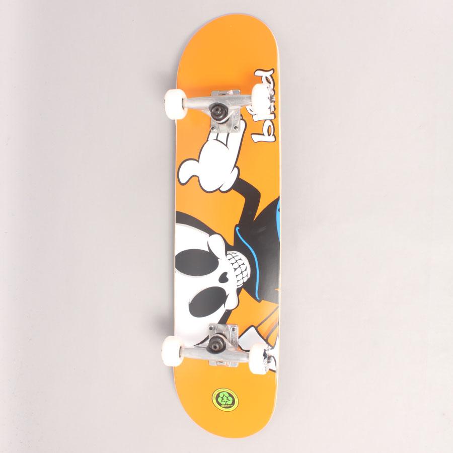 Blind Reaper Character Orange Complete Skateboard