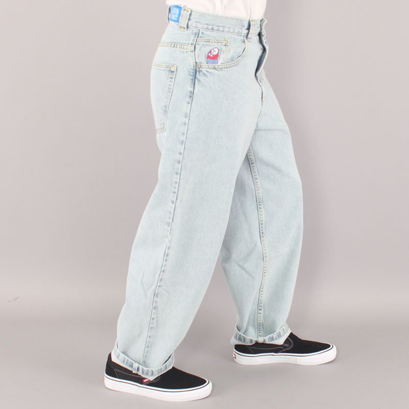 Polar Big Boy Jeans - Light Blue