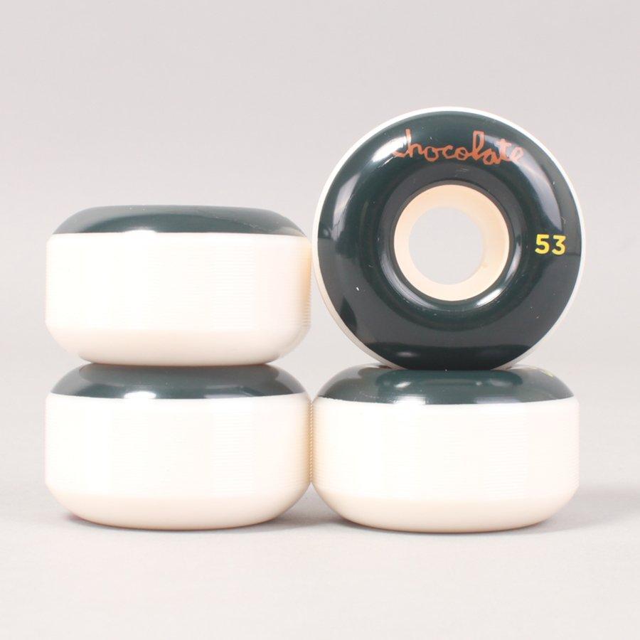 Chocolate Choco OG Chunk Skateboard Wheels - 53 mm 99A