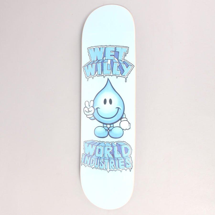 """World Industries Wet Willy Skateboard Deck - 8,25"""""""