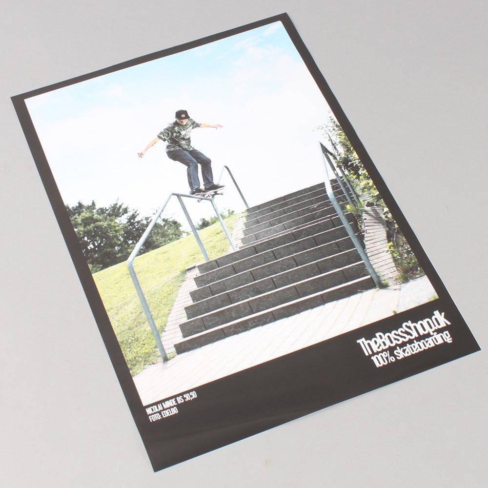 The Boss Nicolai Minde Plakat - A2