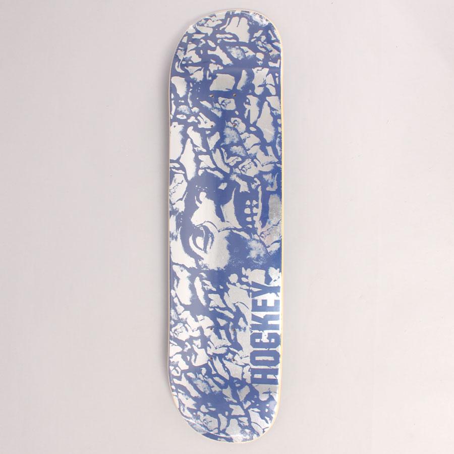Hockey Fitzgerald Stone Foil Skateboard Deck