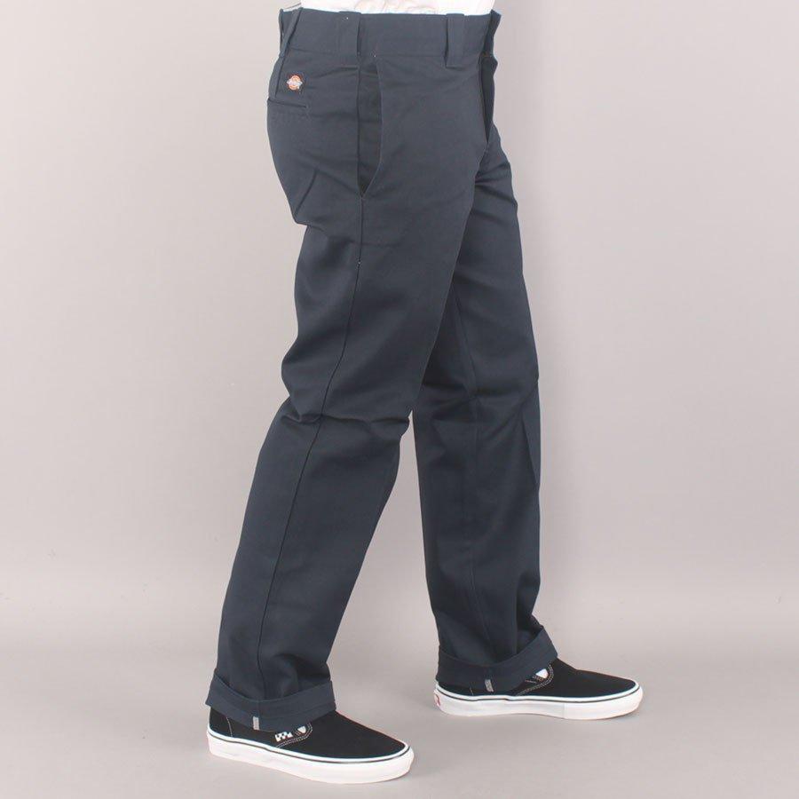 Dickies Slim Straight W873 Work Pant Chino - Dark Navy