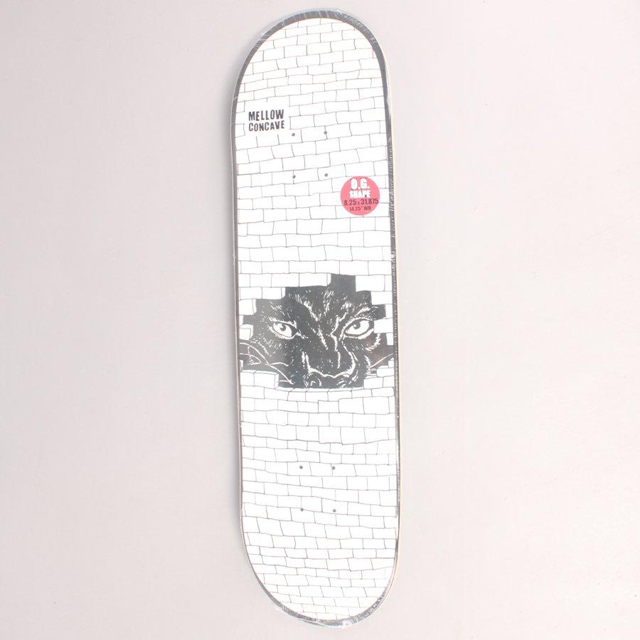 "Baker Kader Frenz Skateboard Deck - 8,25"""