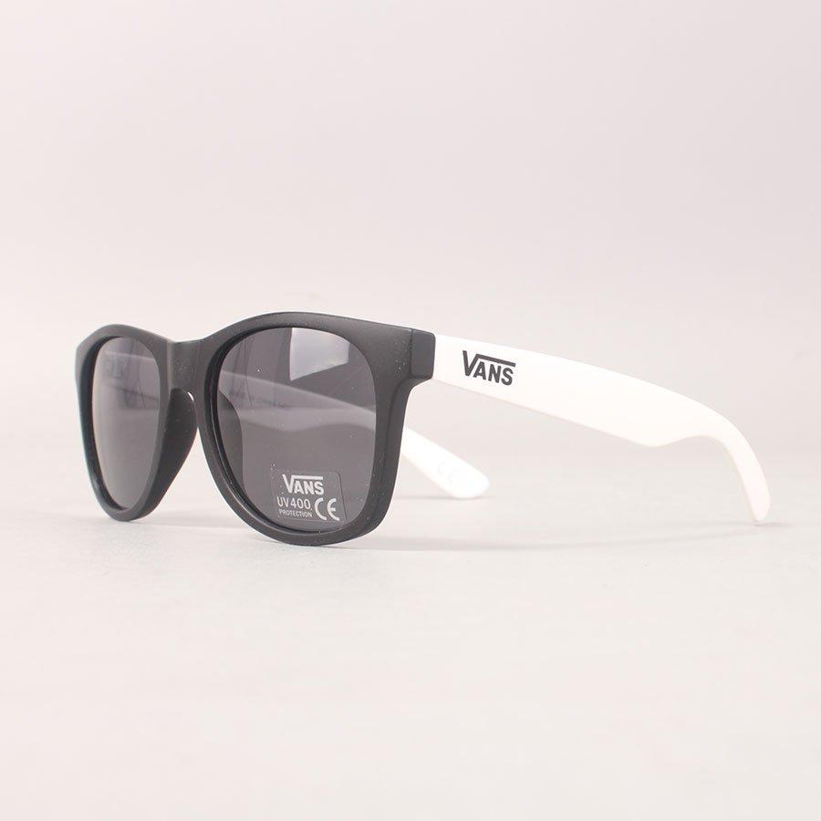 Vans Spicoli Sunglasses - Black/White