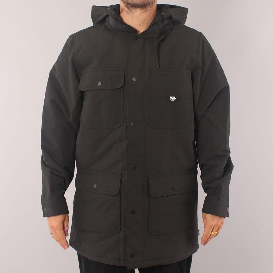 Vans Drill Chore Coat Jacket - Black