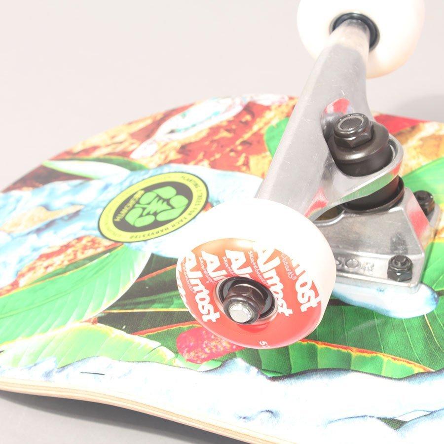 "Almost Twenty Complete Skateboard - 8,125"""