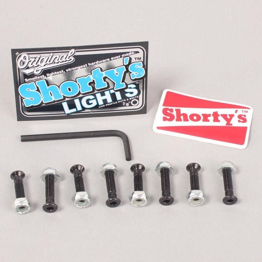 """Shortys Lights Allen Screws 7/8"""""""