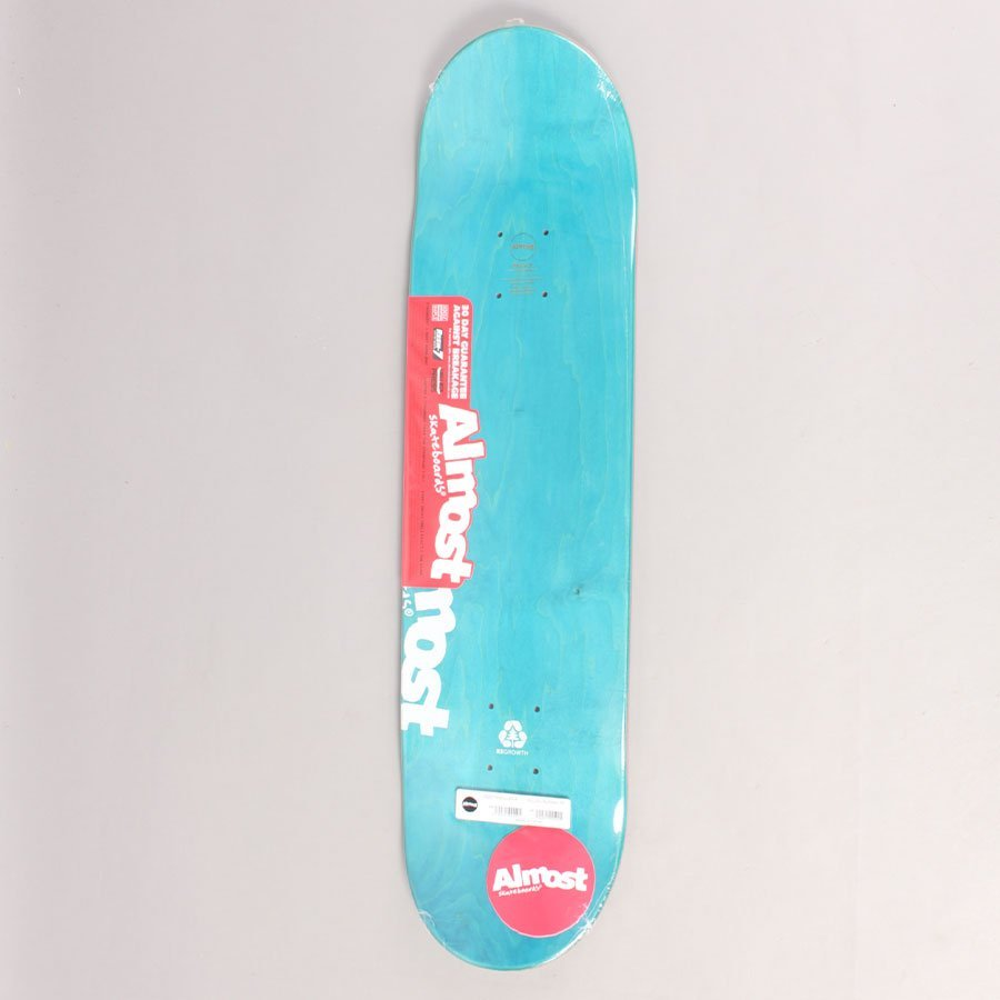 "Almost Mullen Runway Skateboard Deck - 8,00"""