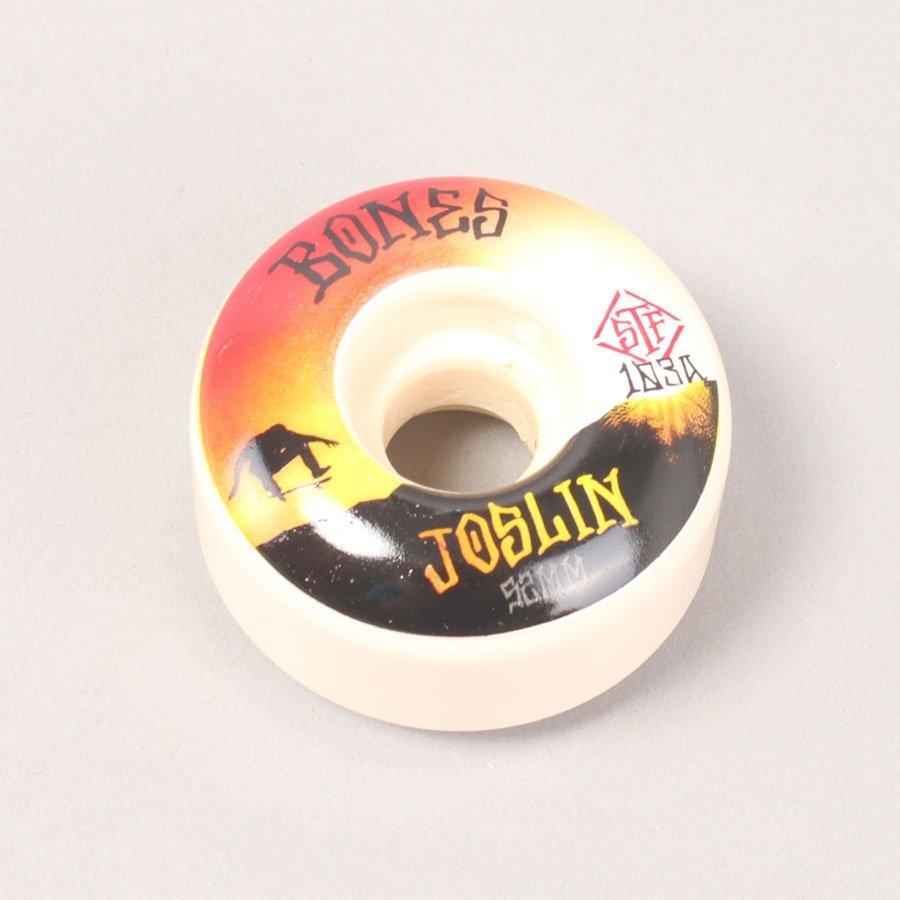 Bones Joslin Sunset V1 Standard Street Tech Wheels - 54mm 103A