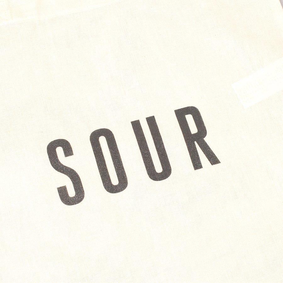 Sour Army Logo Tote Bag