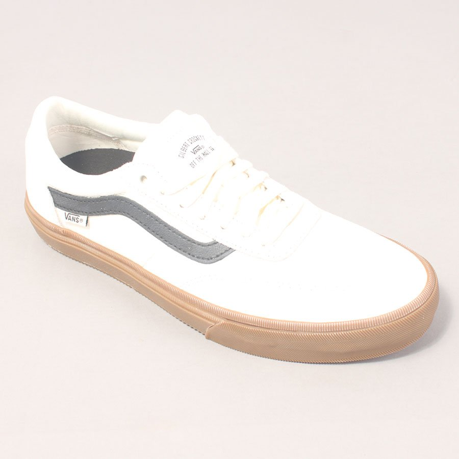 Vans Gilbert Crockett Pro 2 - Marshmallow/Gum