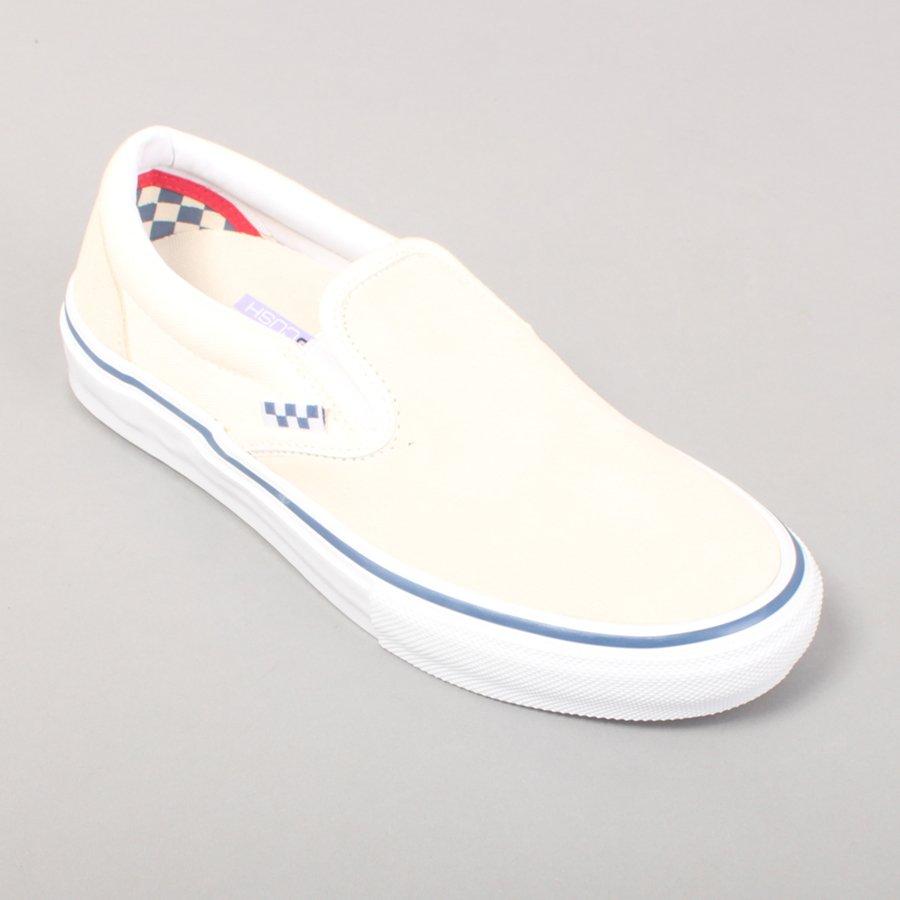 Vans Skate Slip On - Off White