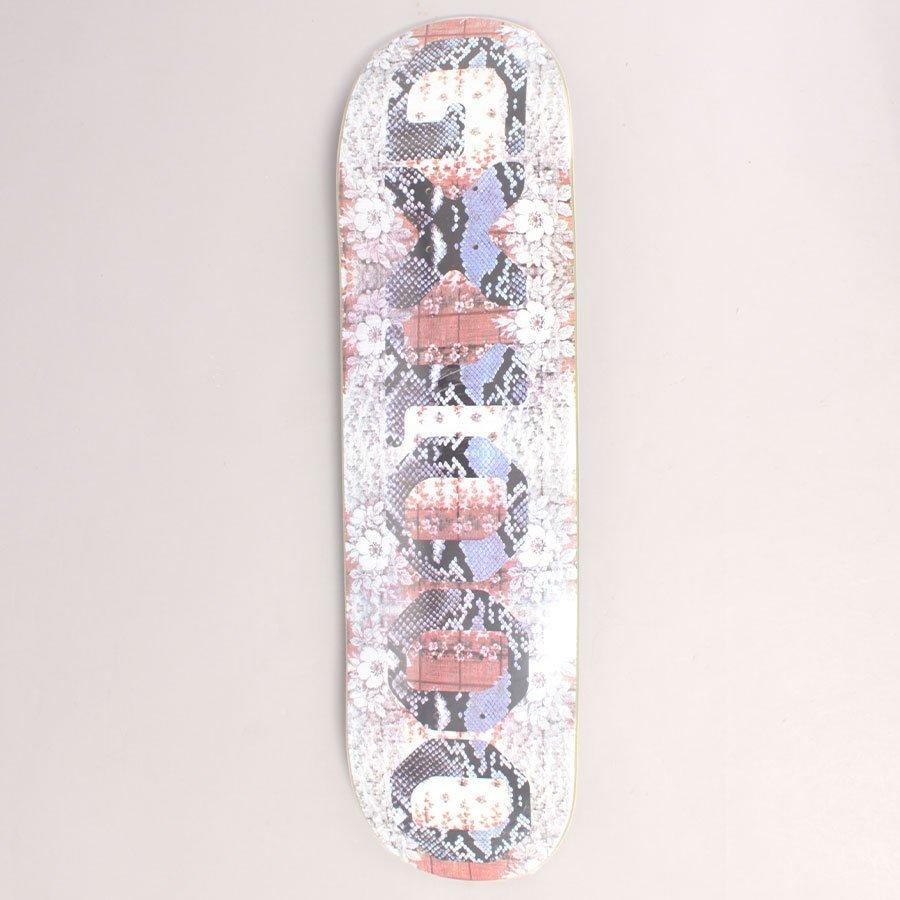 """GX1000 OG B&W Scales Skateboard Deck - 8,125"""""""