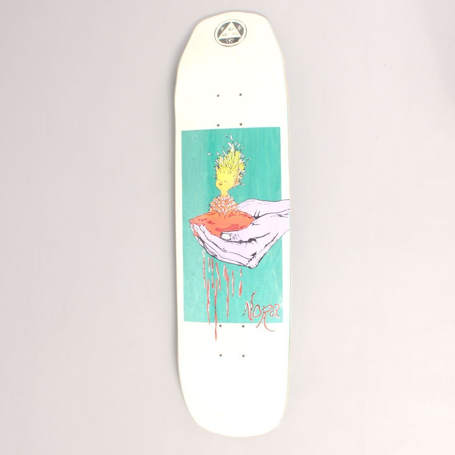 """Welcome Nora Soil On Wicked Princess Skateboard - 8,125"""""""