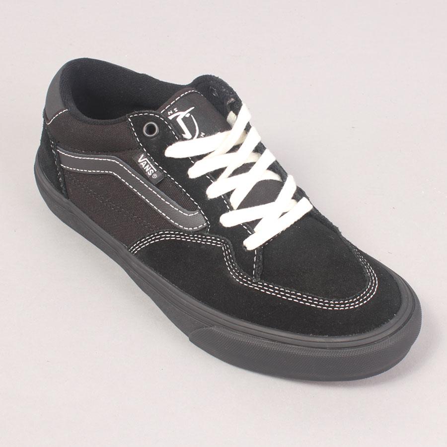 Vans Rowan Pro - Black/Black