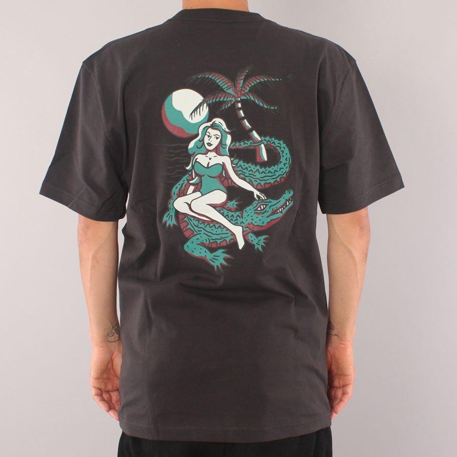 Dickies Jamie Foy Graphic Pocket T-Shirt - Black