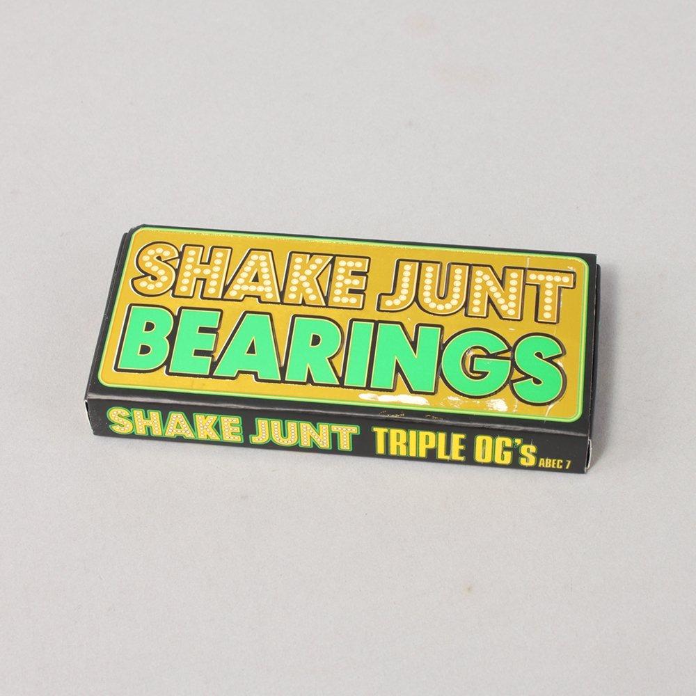 Shake Junt Triple OG's Bearings - ABEC7