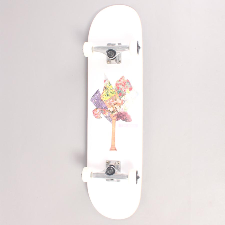 The Boss Flowers Complete Skateboard