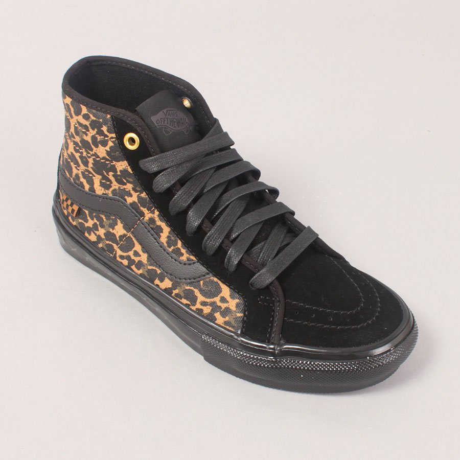 Vans x Cher Strauberry Skate Sk8-Hi - Cheetah