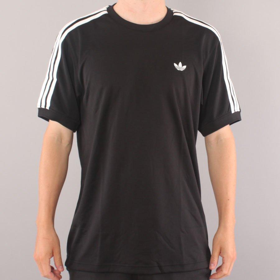 Adidas Skateboarding Aero Club Jersey T-shirt - Black
