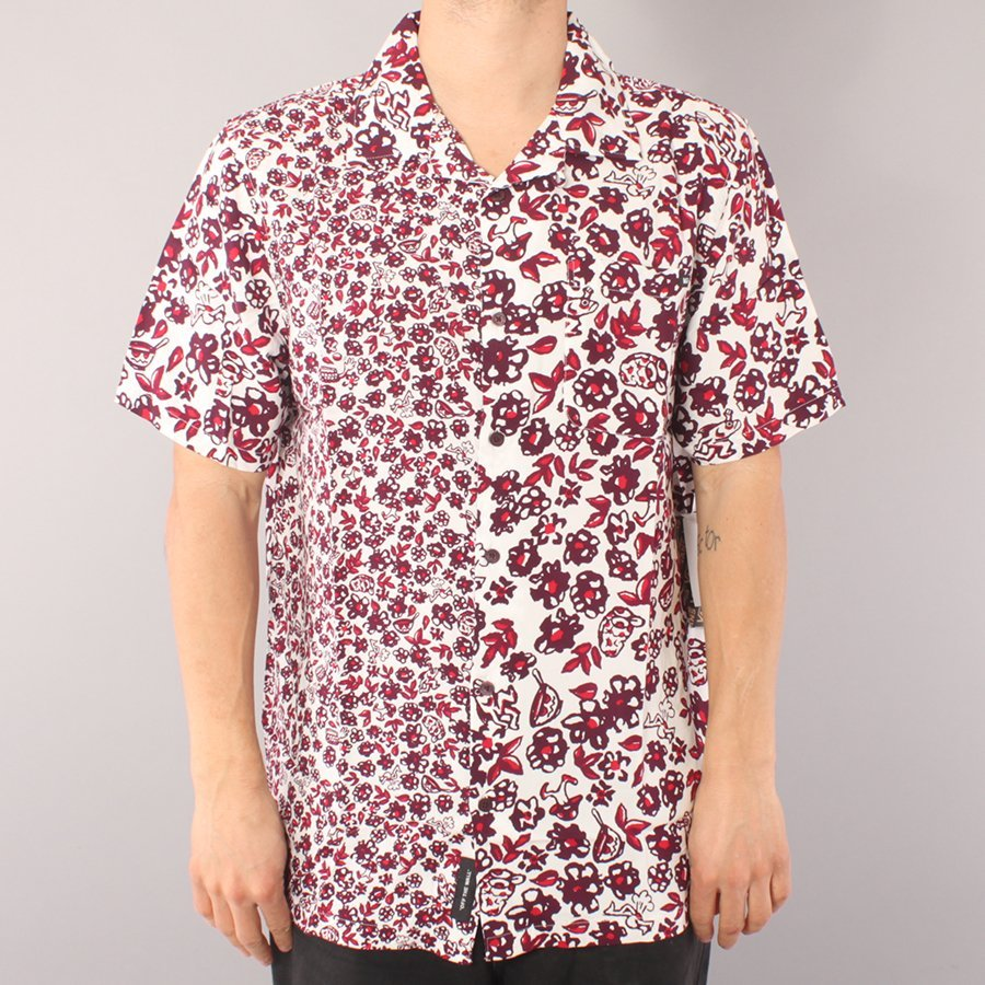 Vans Micro Dazed Bottondown Shirt - Floral