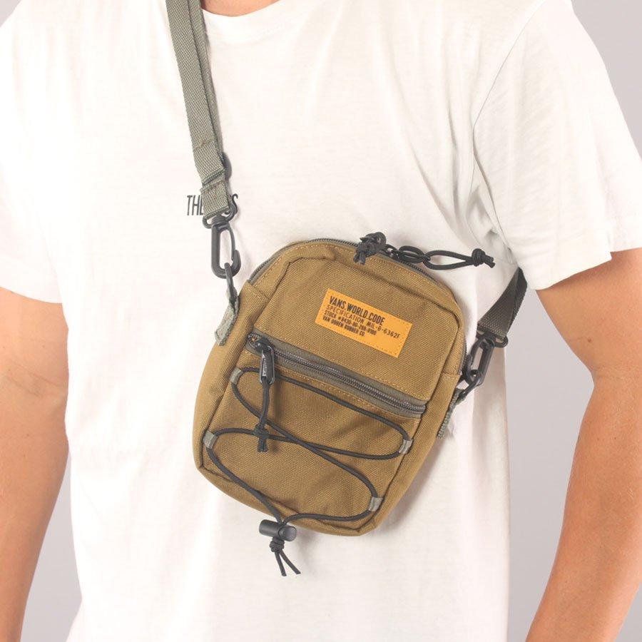 Vans Bail Shoulder Bag - Army Green