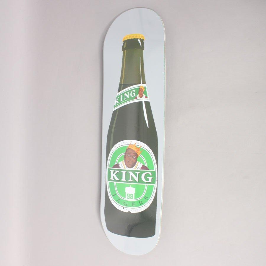 Jägers King Skateboard Deck