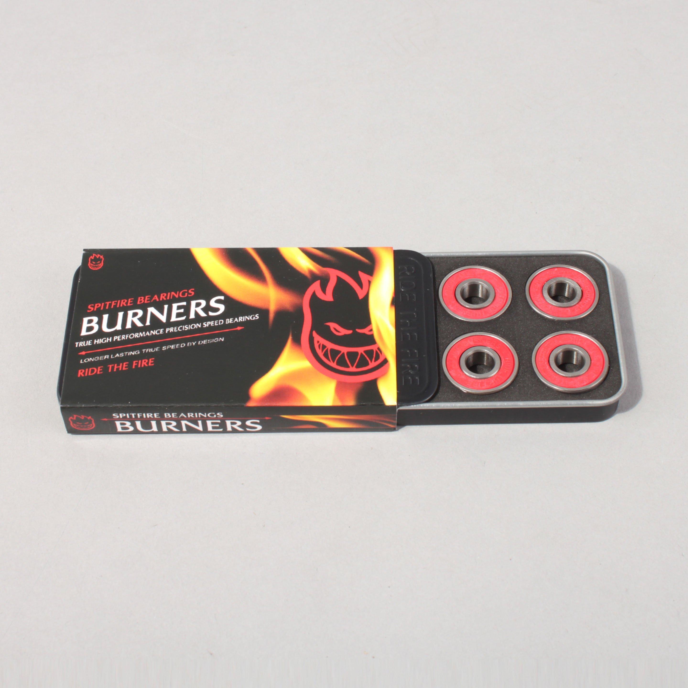 Spitfire Burners Bearings ABEC7