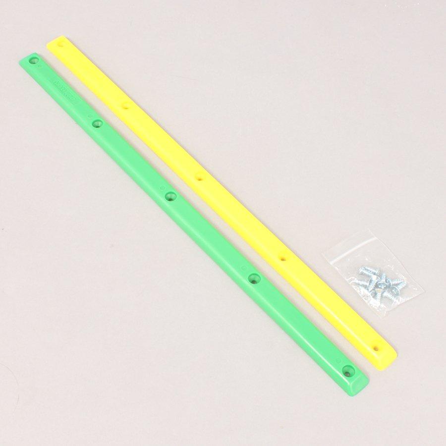 """Shake Junt Rails Green/Yellow - 14,5"""""""