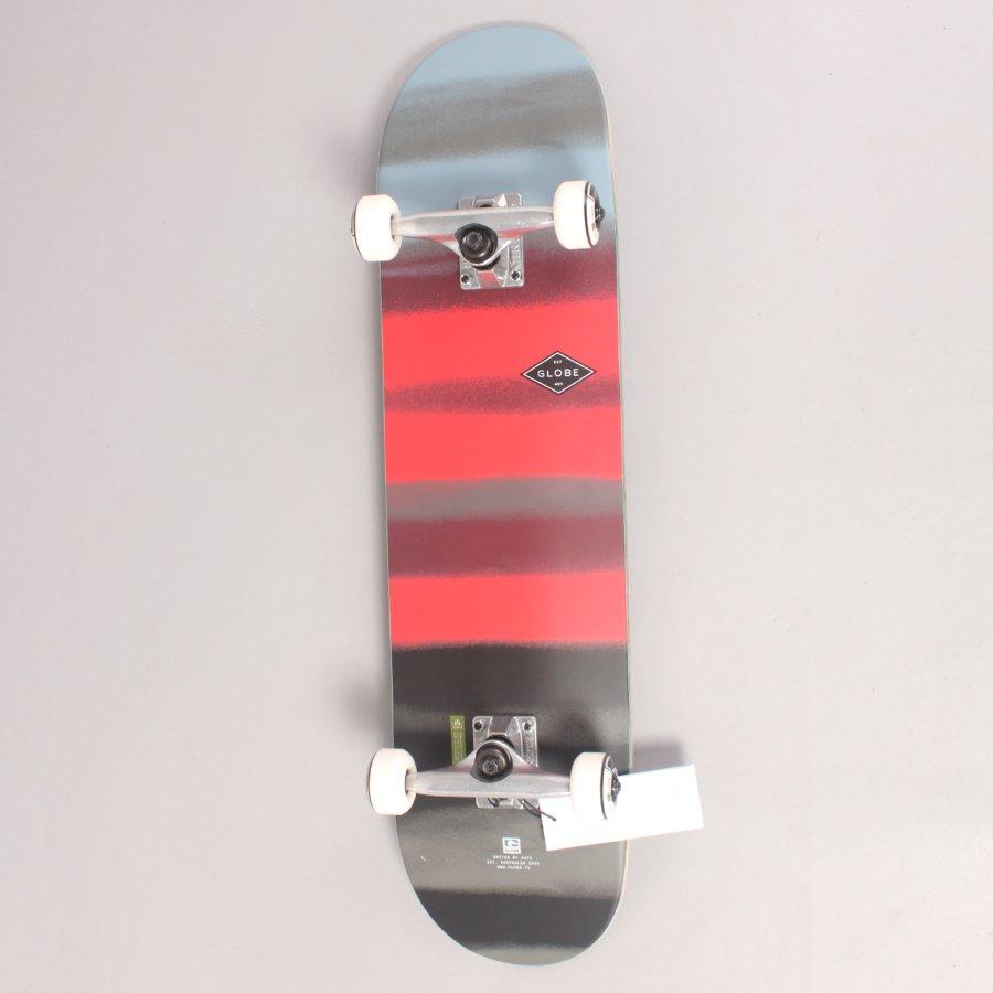 "Globe Charchrom Complete Skateboard - 8,00"""