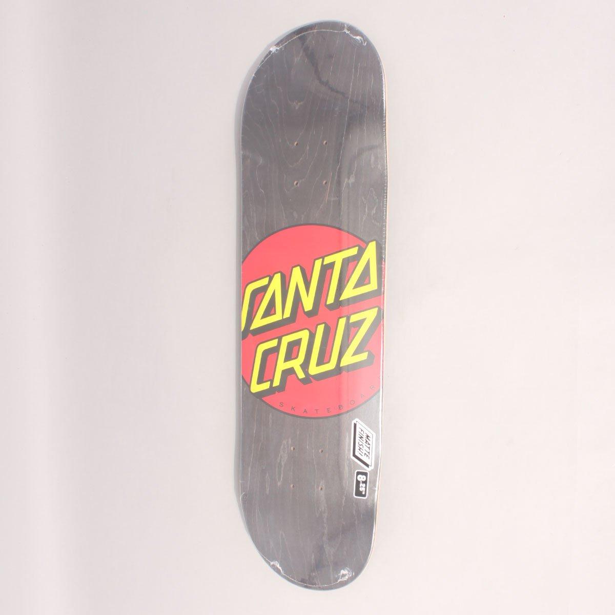 "Santa Cruz Classic Dot Skateboard Deck - 8,25"""