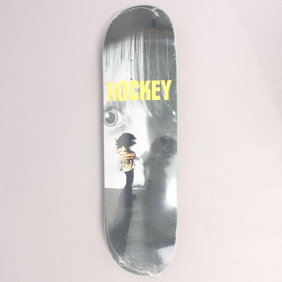 Hockey Stain Imbalance Skateboard Deck