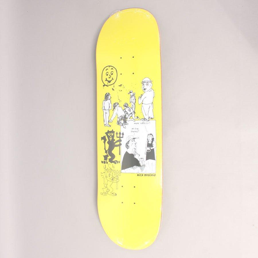 "Polar Nick Boserio Year 2020 Skateboard Deck - 8,25"""