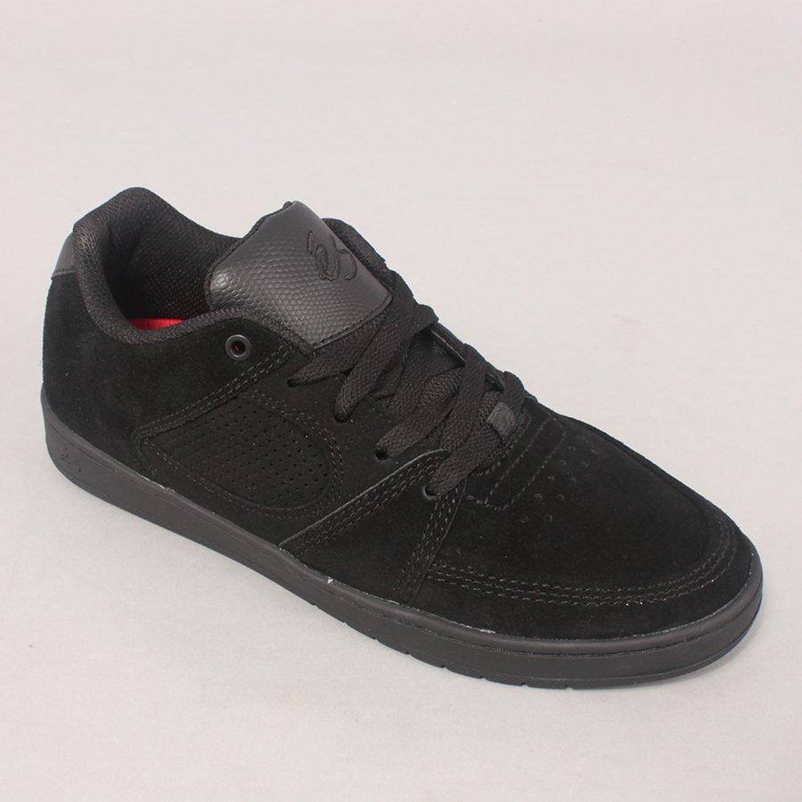 és Accel Slim - Black/Black/Gum-9,5