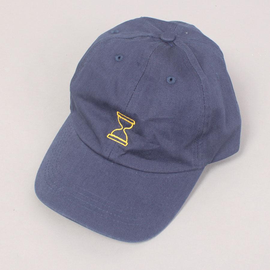 Sour Sourglass Dad Cap - Navy