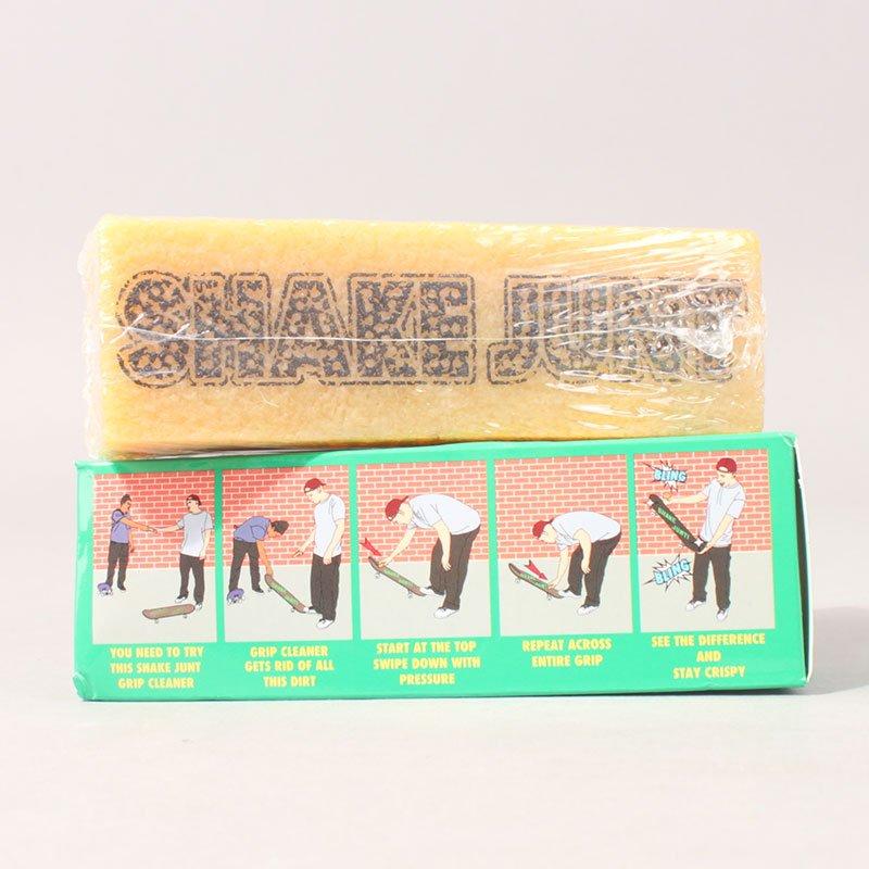 Shake Junt griptape cleaner