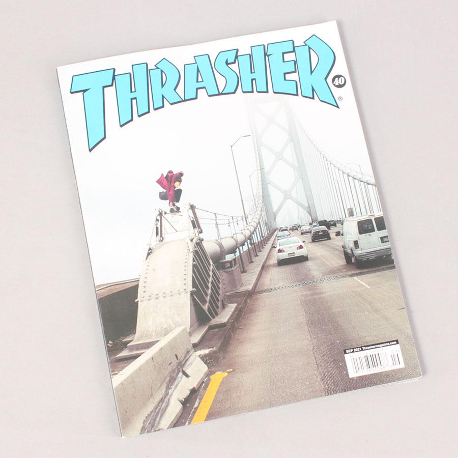 Thrasher Magazine Issue September 2021