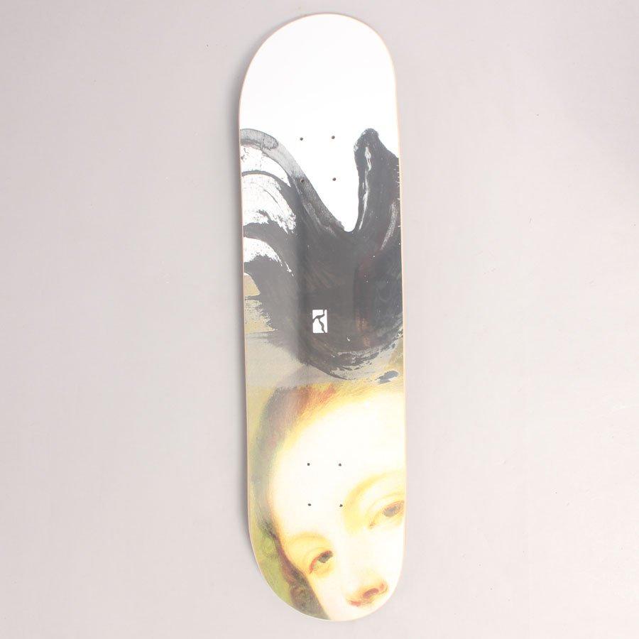 "Poetic Collective Half and Half # 3 Skateboard Deck - 8,25"""