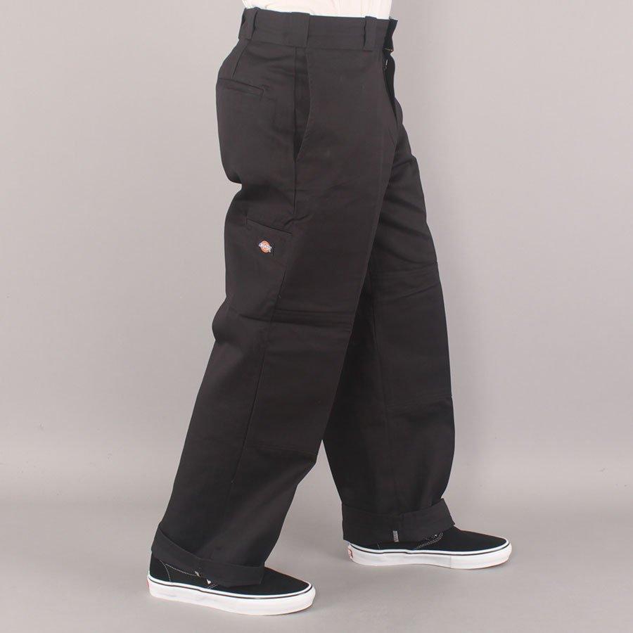 Dickies Double Knee Twill Work Pant Chino - Black