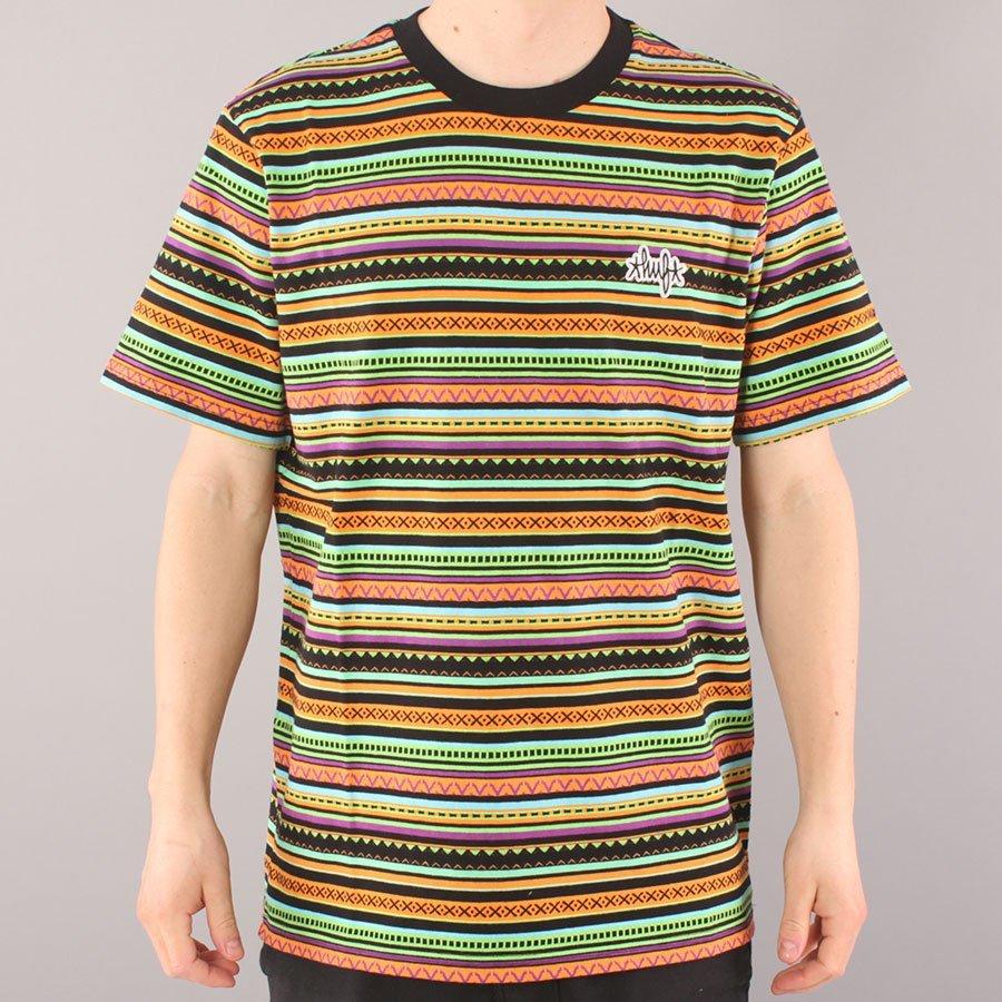 Huf Topanga T-shirt - Poppy