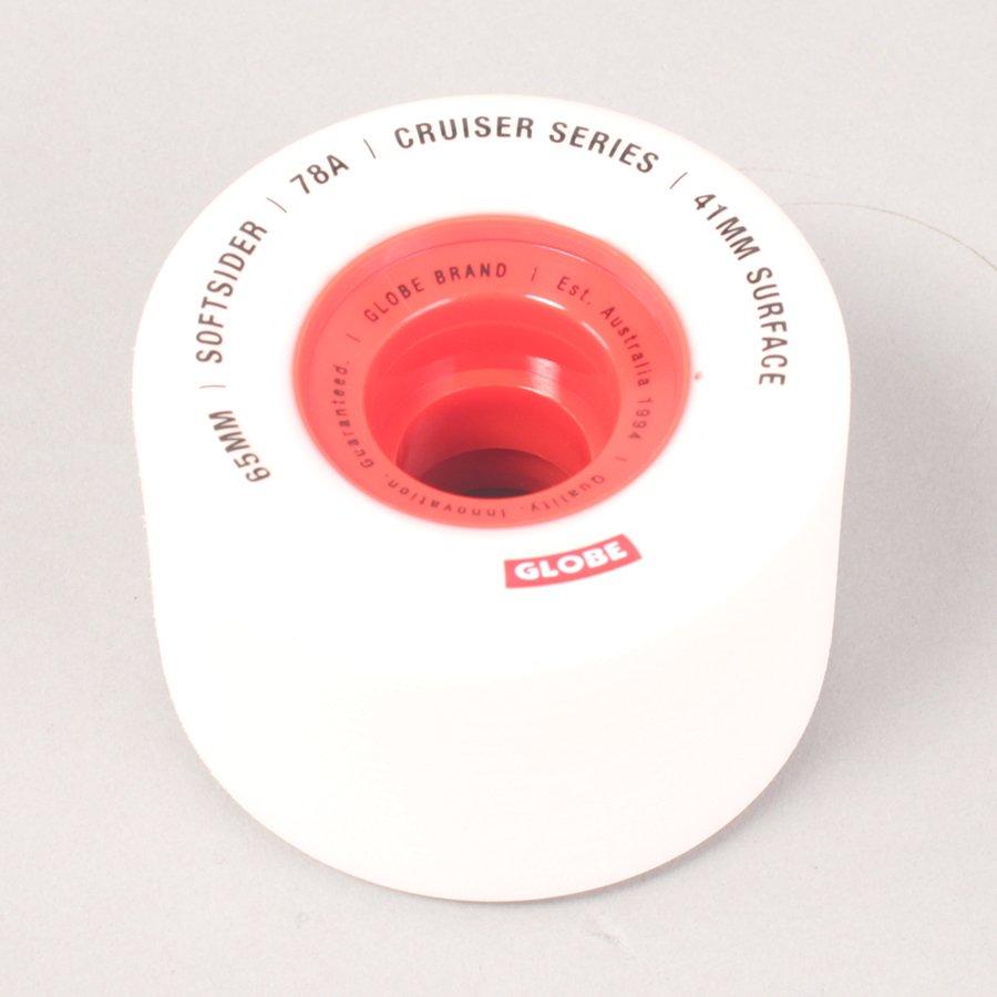 Globe Softsider Cruiser Wheels - 65mm 78A