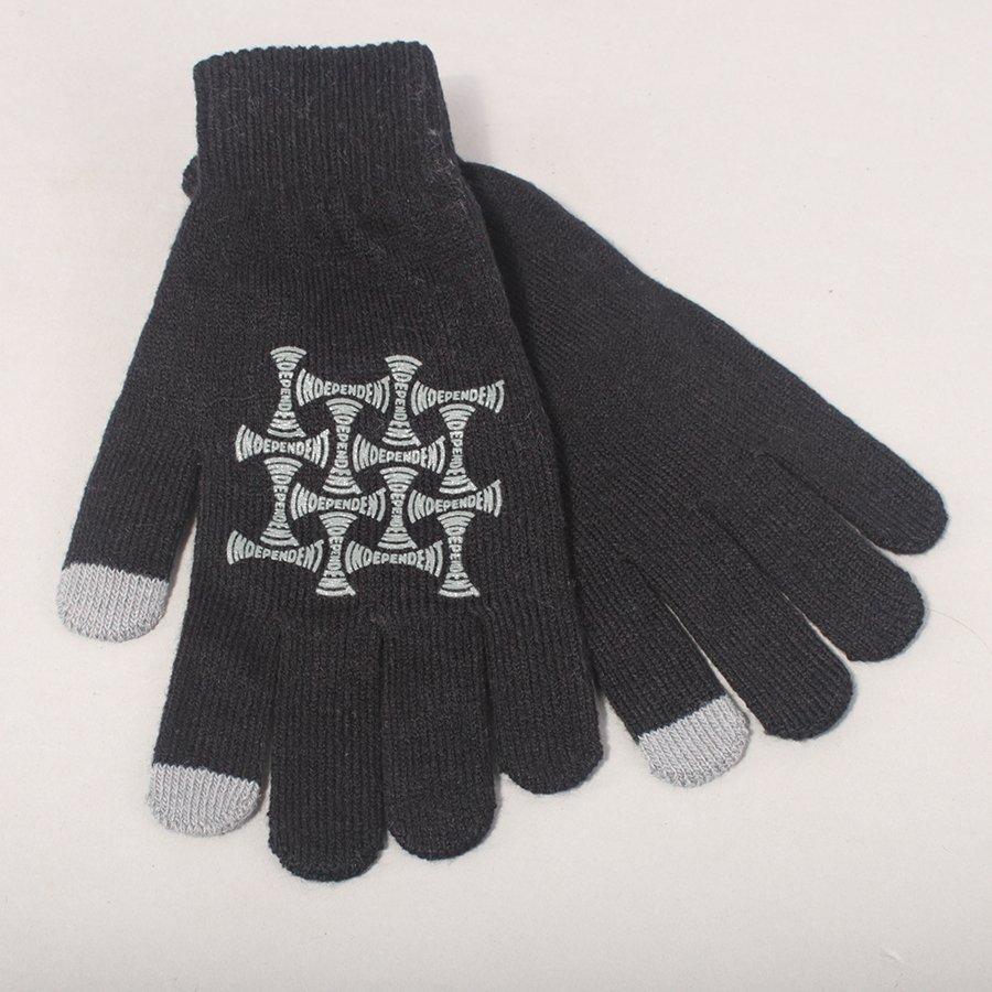 Independent Span Gloves - Black/Grey