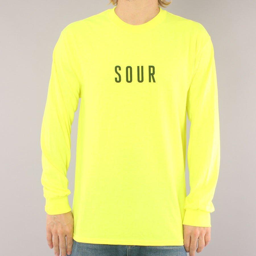 Sour Army LS T-shirt - Flash Green