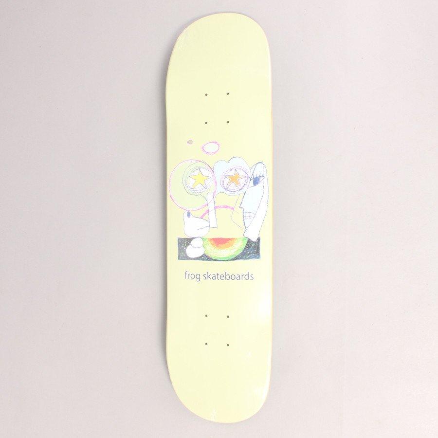 "Frog Senseless Skateboard Deck - 8,00"""