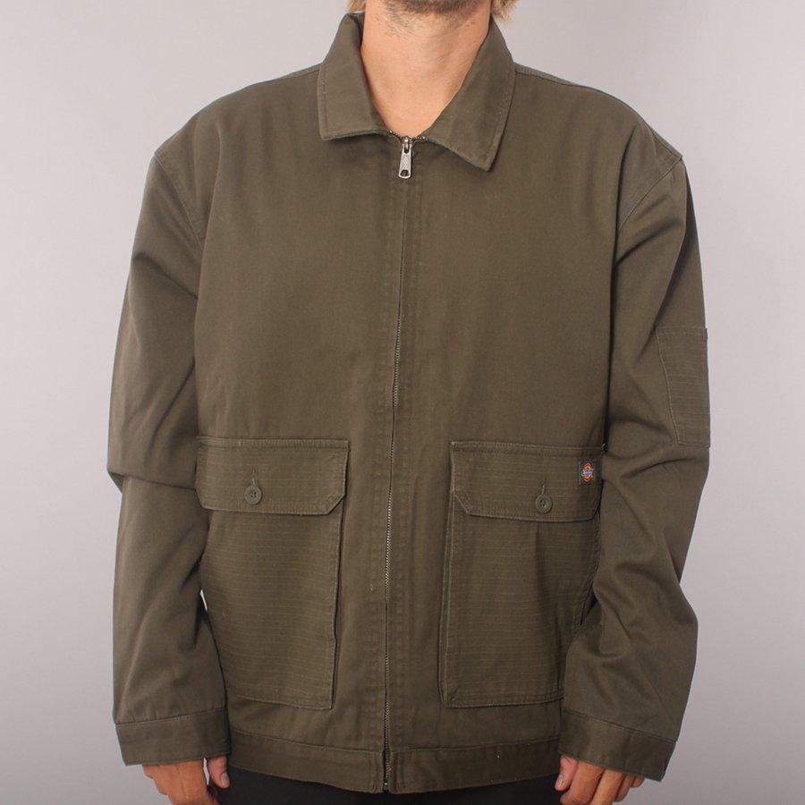Dickies Utility Eisenhower Jacket - Green