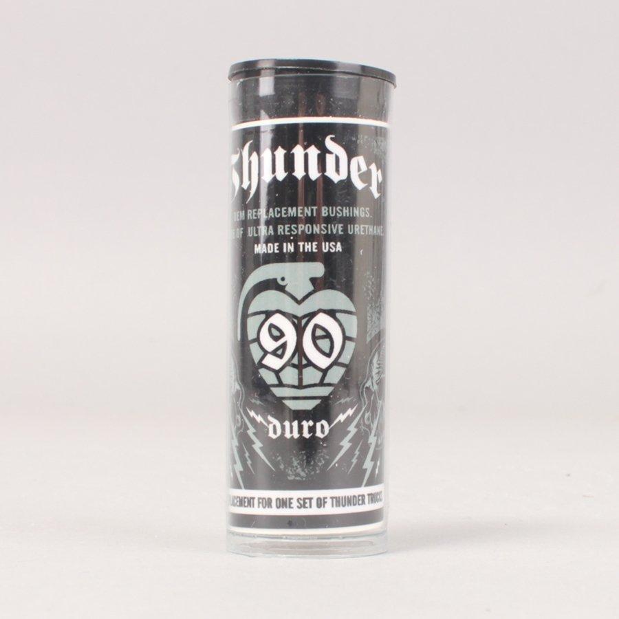 Thunder 90 Duro Bushings Soft - White
